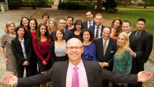 A group photo of the Mike McCann Team, the best realtors you can find in Philadelphia, PA